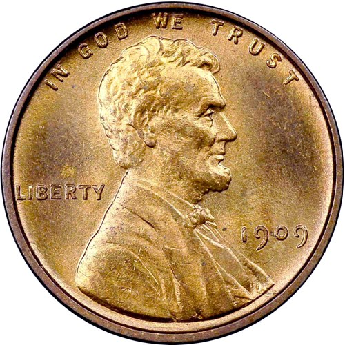 Lincoln Cents, Wheat Reverse (1909-1958) | VarietyPlus® | NGC